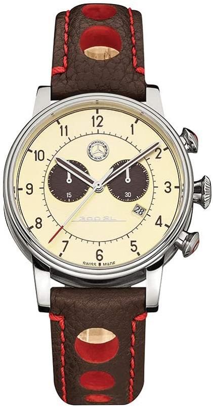 Pánské hodinky Mercedes (Originální náramkové hodinky Mercedes)