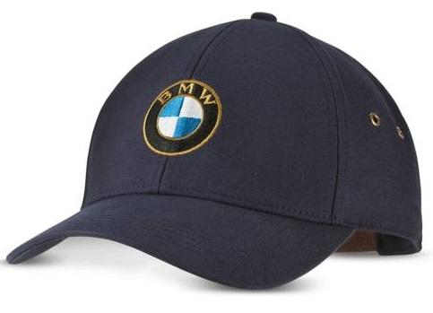 BMW čepice limited edition (Baseballová čepice s kšiltem BMW)