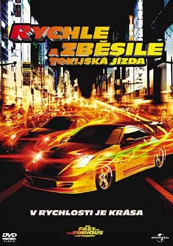 Rychle a Zběsile: Tokijská jízda (DVD Rychle a Zběsile)