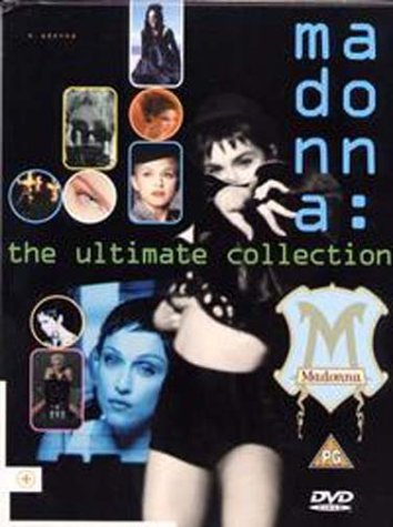 Madonna The Ultimate Collection (DVD)
