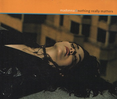 Madonna Nothing Really Matters Maxi