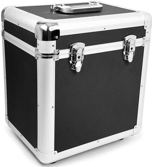 Kufr na vinyl desky (Luxusní case na LP vinyl desky)