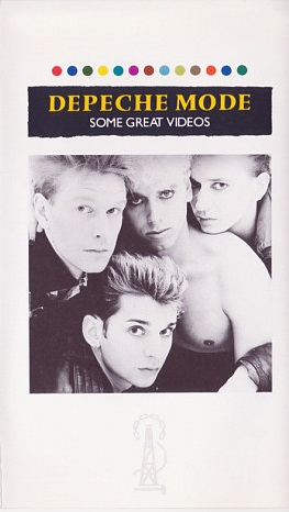 Depeche Mode Some Great Videos VHS