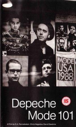 Depeche Mode 101 VHS (101 Depeche Mode)