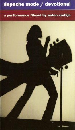 Depeche Mode Devotional VHS (Devotional Depeche Mode)