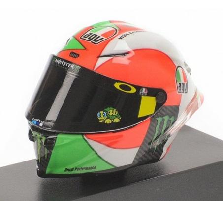 Valentino Rossi (Originální helma Valentino Rossi)