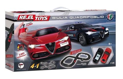 Autodráha Alfa Romeo (Originální autodráha Alfa Romeo)