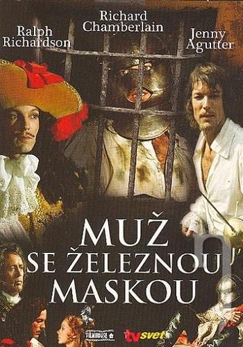 Muž se železnou maskou (DVD Muž se železnou maskou)