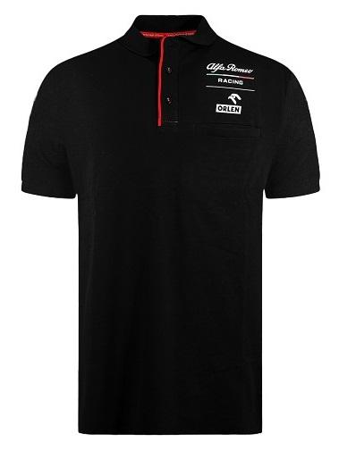 Triko POLO Alfa Romeo (Luxusní tričko s límečkem Alfa Romeo)