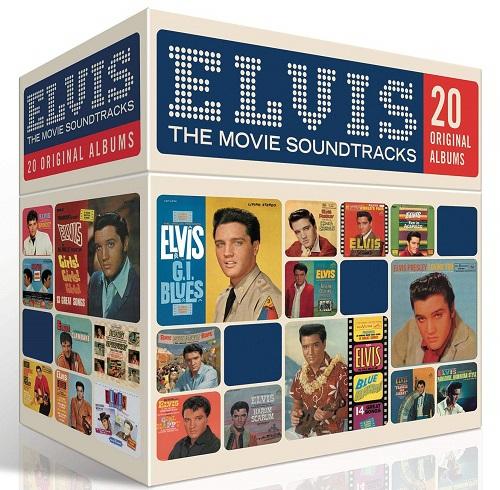 Elvis Presley: Soundtrack Collection (Filmová Soundtrack kompletní kolekce Elvis Presley)