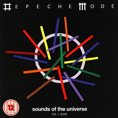 Depeche Mode Sounds Of The Universe Deluxe Edition (Sounds Of The Universe Limited CD+DVD edition)