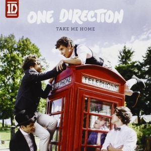 One Direction Take Me Home (CD One Direction)