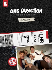 One Direction Take Me Home Limited Yearbook Edition (CD One Direction)