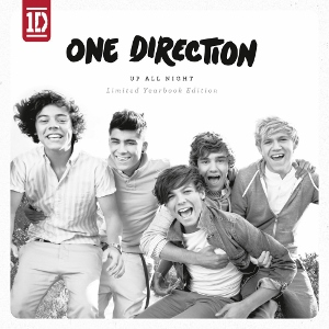 One Direction Up All Night Limited Yearbook Edition (CD One Direction)