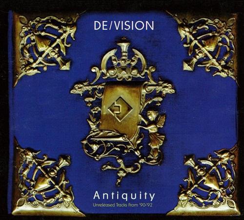 De/Vision Antiquity (Antiquity CD DeVision)