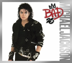 Michael Jackson Bad 25th Anniversary Edition