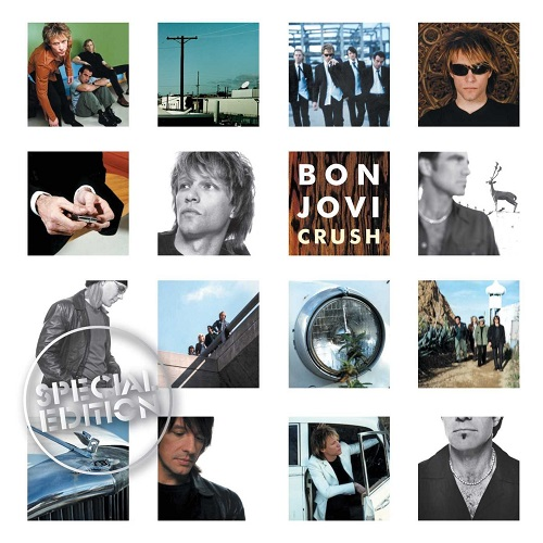 Bon Jovi Crush Special Edition (CD album Bon Jovi)