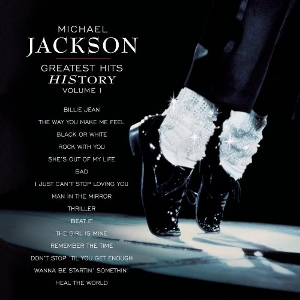 Michael Jackson Greatest Hits History Volume 1
