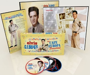 Elvis Presley G.I. Blues The Cafe Europa Sessions Deluxe Set