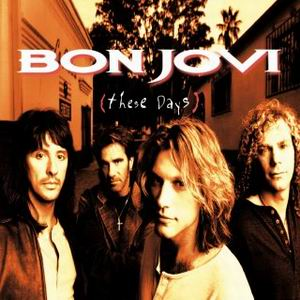 Bon Jovi These Days Special Edition