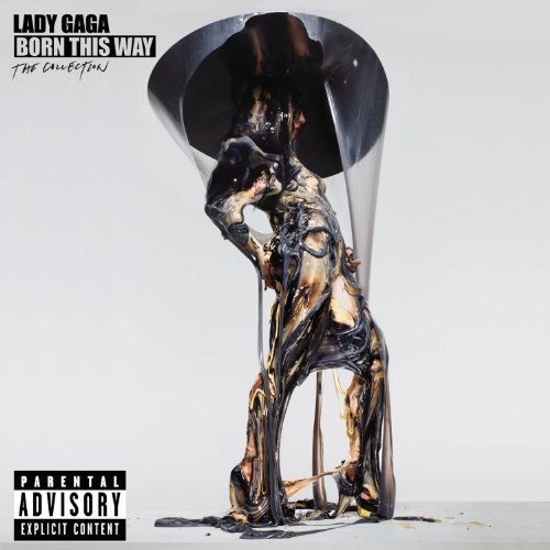 Lady Gaga Born This Way The Collection