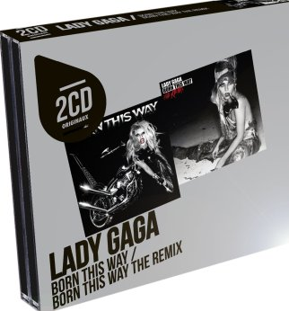 Lady Gaga Born This Way Limited Edition