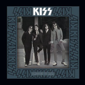 Kiss Dress To Kill (LP)