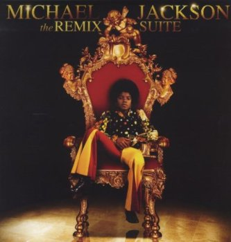 Michael Jackson The Remix Suite (LP vinyl)