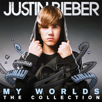 Justin Bieber My Worlds The Collection