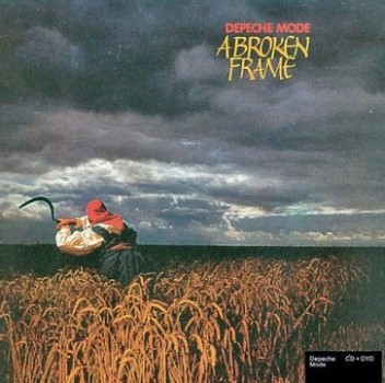 Depeche Mode A Broken Frame Deluxe Edition