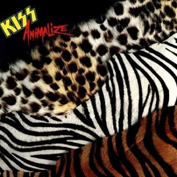 Kiss Animalize (LP)