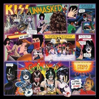 Kiss Unmasked (LP)