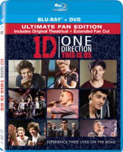 One Direction This Is Us 2D + 3D