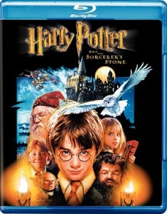 Harry Potter a Kámen mudrců (Blu-ray)