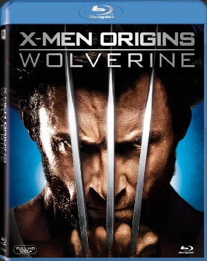 X-Men Origins: Wolverine BD