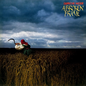 Depeche Mode A Broken Frame