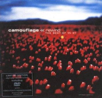Camouflage Rewind The Best Of 95-87 Limited Edition