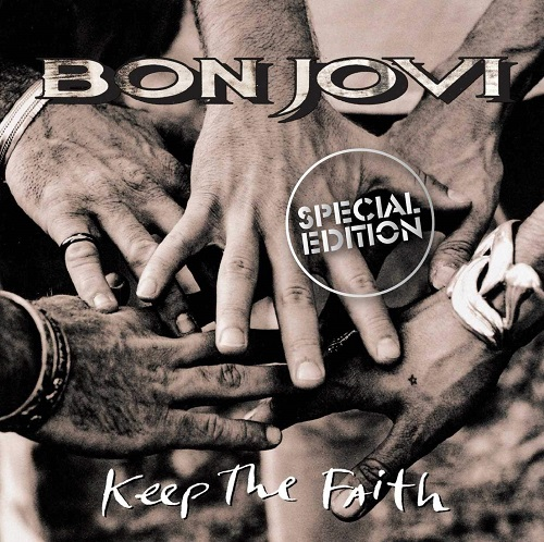 Bon Jovi Keep The Faith Special Edition