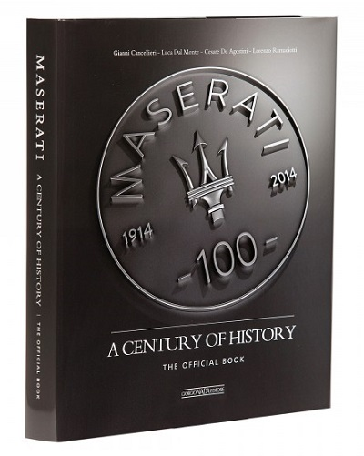 Maserati A Century of History Official Book