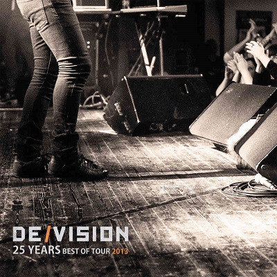 De/Vision 25 Years Best Of Tour 2013 (DVD)