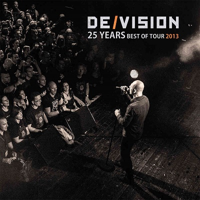 De/Vision 25 Years Best Of Tour 2013 kolekce