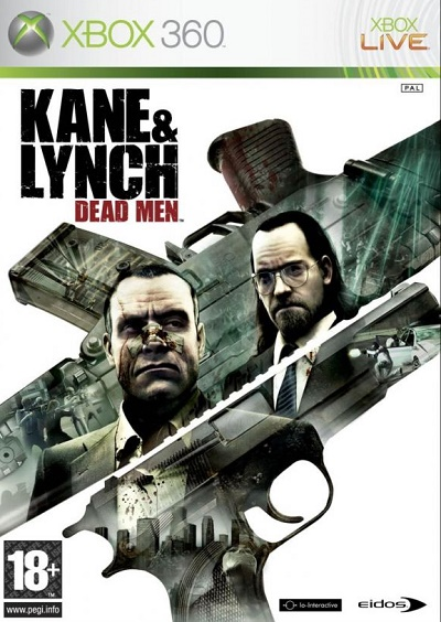 Kane and Lynch XBOX 360