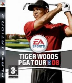 Tiger Woods PGA Playstation 3