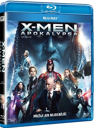 X-Men : Apokalypsa BD