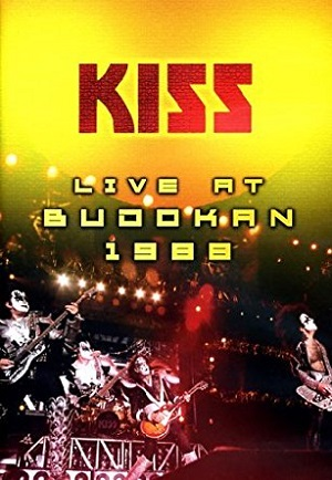 Kiss Live At The Budokan