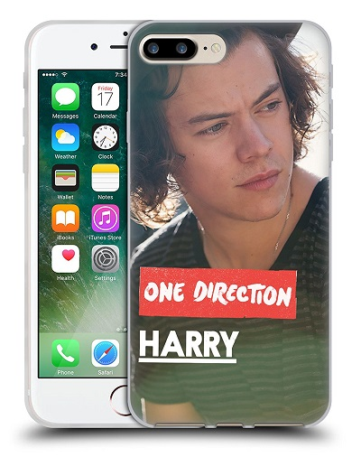 Iphone 7 plus One Direction Case