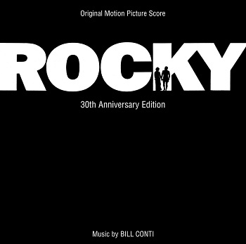 Rocky 30th Anniversary Soundtrack