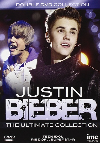 DVD Justin Bieber The Ultimate Collection