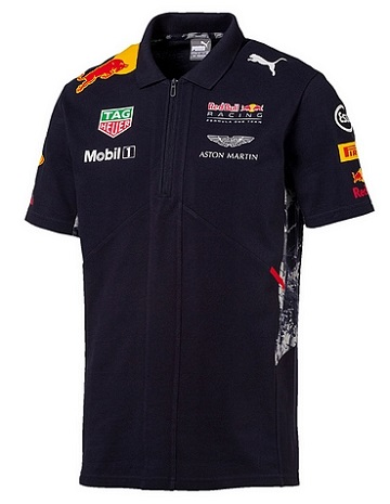 Red Bull Racing triko s límečkem