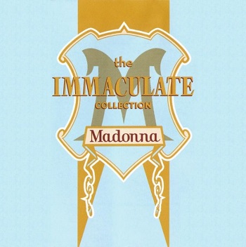 Madonna: The immaculate collection LP